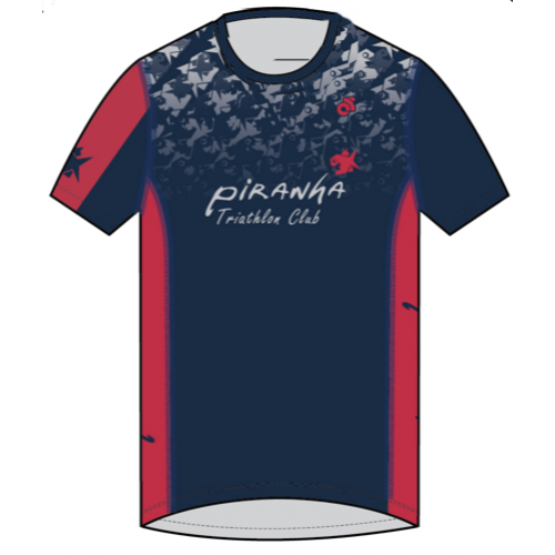 Piranha Performance Run Top