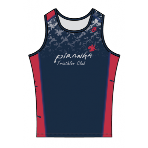 Piranha Run Singlet