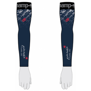 Piranha Lycra Arm Warmers