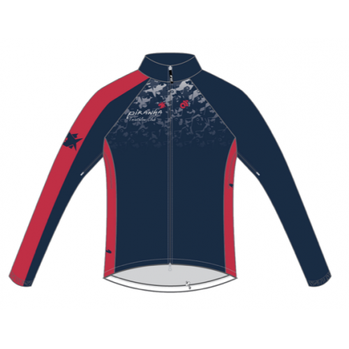 Piranha Tech Wind Cycling Jacket