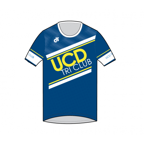 UCD Short Sleeve Run Top