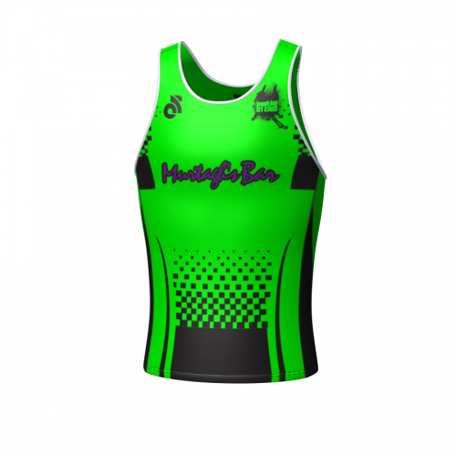 Lough Key Performance Run Singlet