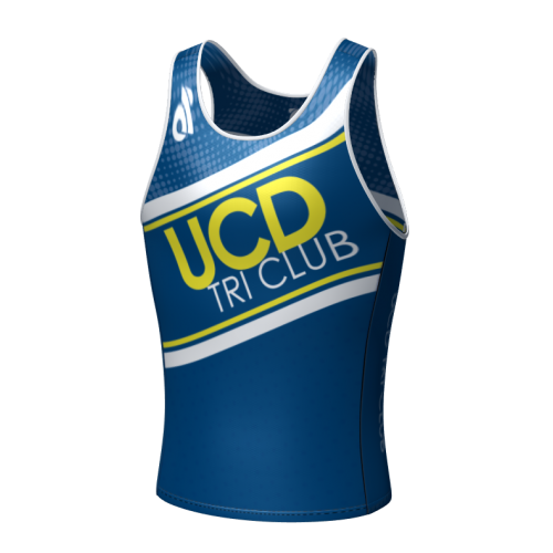 UCD Performance Run Singlet