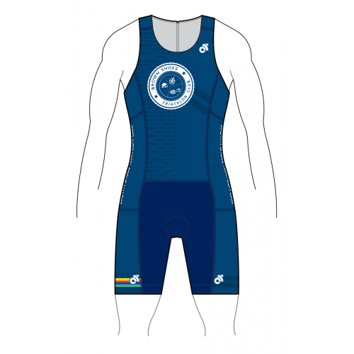 Brown Shoes Performance Tri Suit
