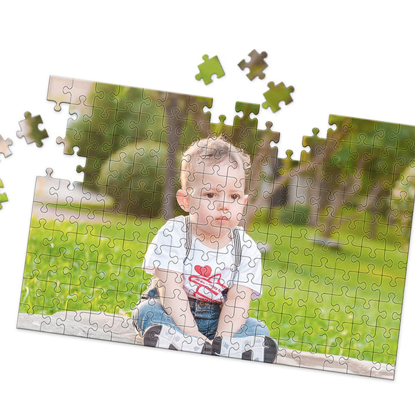 Custom Photo Jigsaw Puzzle - 35/150/300/500/1000  Pieces