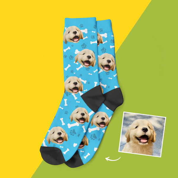 Custom Lovely Dog Socks
