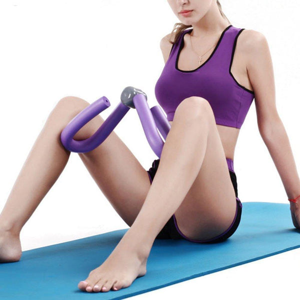 Slimming Artifact - Home Multi-Function Fitness Leg Clip Thigh Inside Fitness Device Stovepipe Artifact Leg Trainer