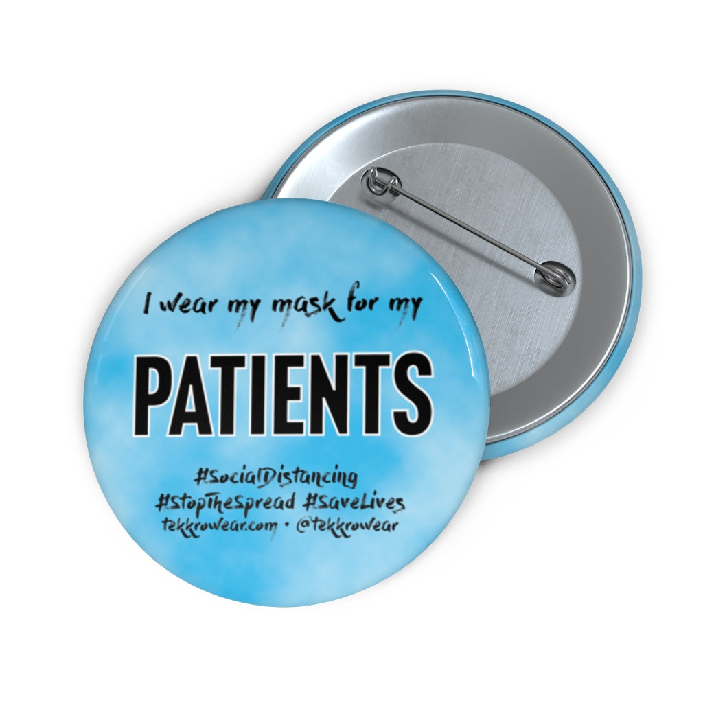 Patients - Mask Dedication Pin