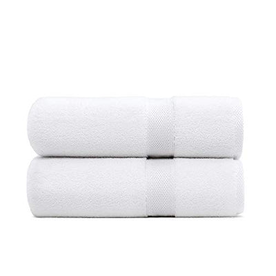 Standard Textile Hotel Luxury Lynova 100% Cotton Bath Towels, Set of 2