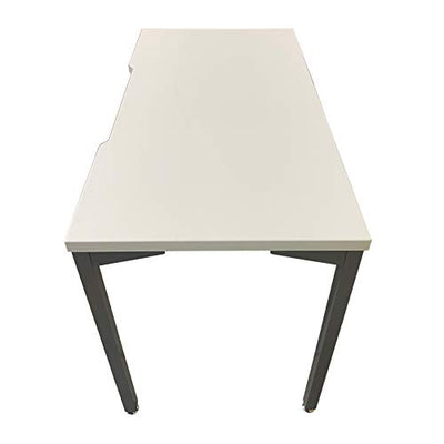 Vari Table (48x24) - Office Desk with Durable Finish - White