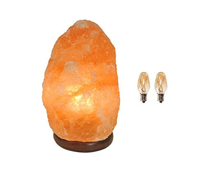 Authentic Natural Cut Soothing Himalayan Salt Lamp
