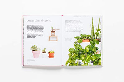 How to Raise a Plant: and Make It Love You Back (A modern gardening book for a new generation of indoor gardeners)