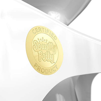 Simple Toilet Stool by Squatty Potty
