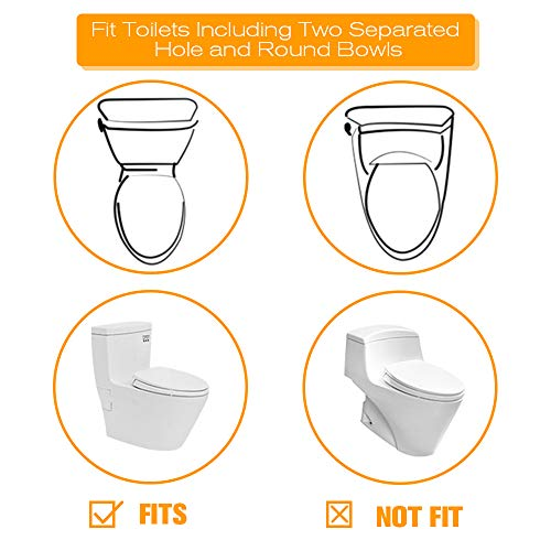 Tibbers Bidet, Self-Cleaning Nozzle and No-Electric Bidet Toilet Attachment, Fresh Water Sprayer, Easy to Install