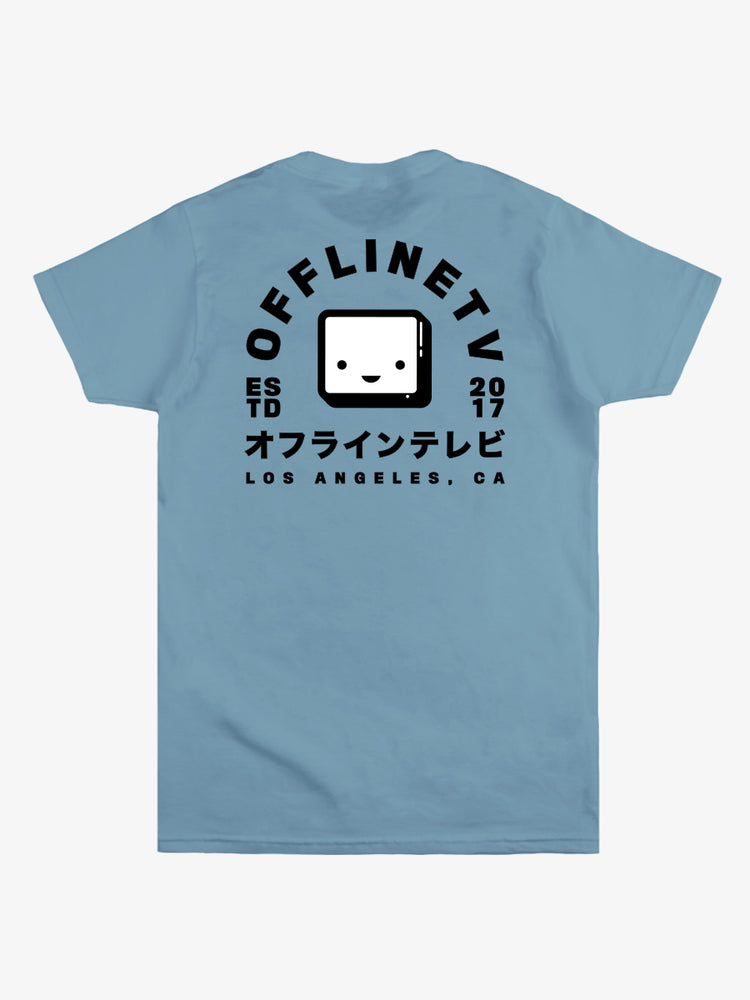 OFFLINETV® | Error Tee (Carolina Blue)