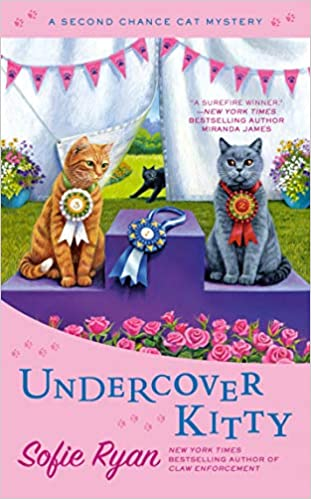 Undercover Kitty (Second Chance Cat Mystery)