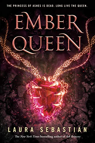 Ember Queen (Ash Princess Book 3)