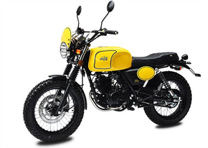 The AJS Tempest Scrambler - Midwest Moto