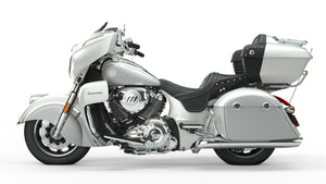 Roadmaster Pearl White / Star Silver - Midwest Moto