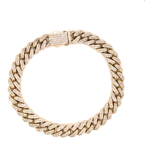 Small Cuban Bracelet