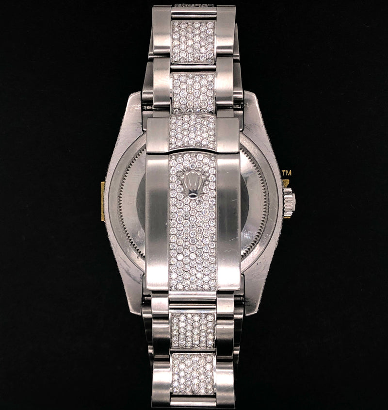 Rolex DateJust 36mm Watch (Oyster)