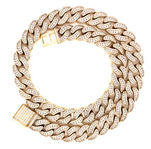 Load image into Gallery viewer, Cuban Yellow Gold Chain 2