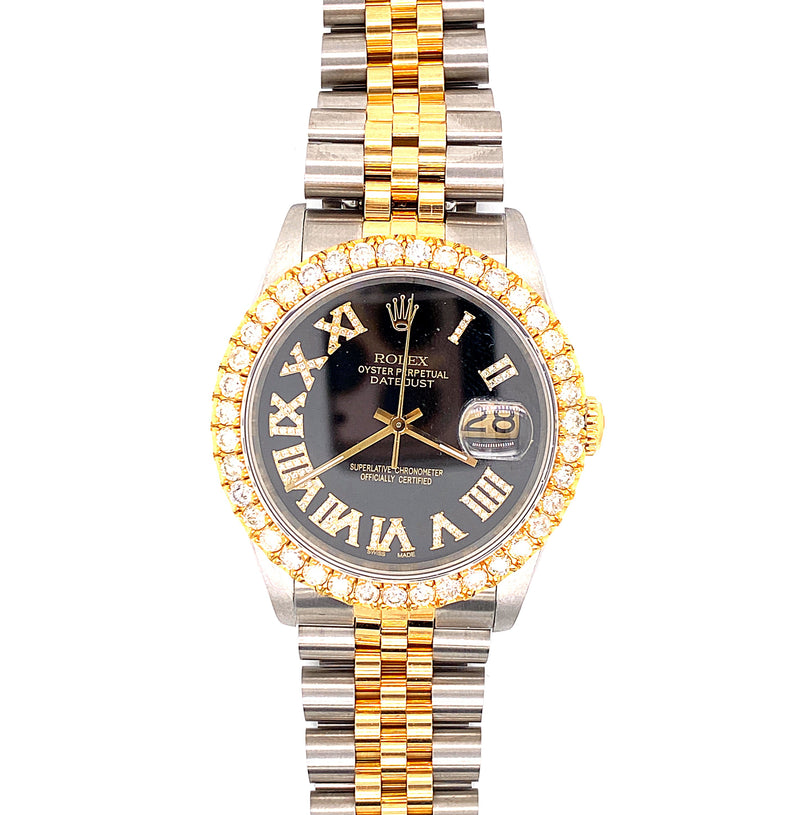 Rolex DateJust 36mm Watch