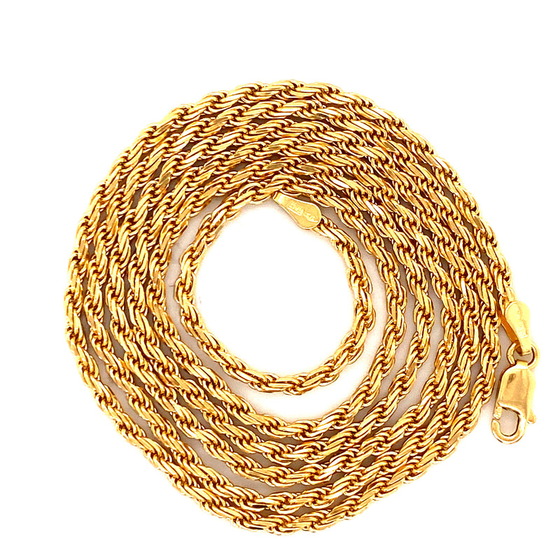 Small Rope Chain
