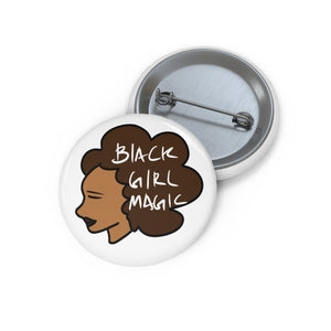My Pride Black Girl Magic Pin