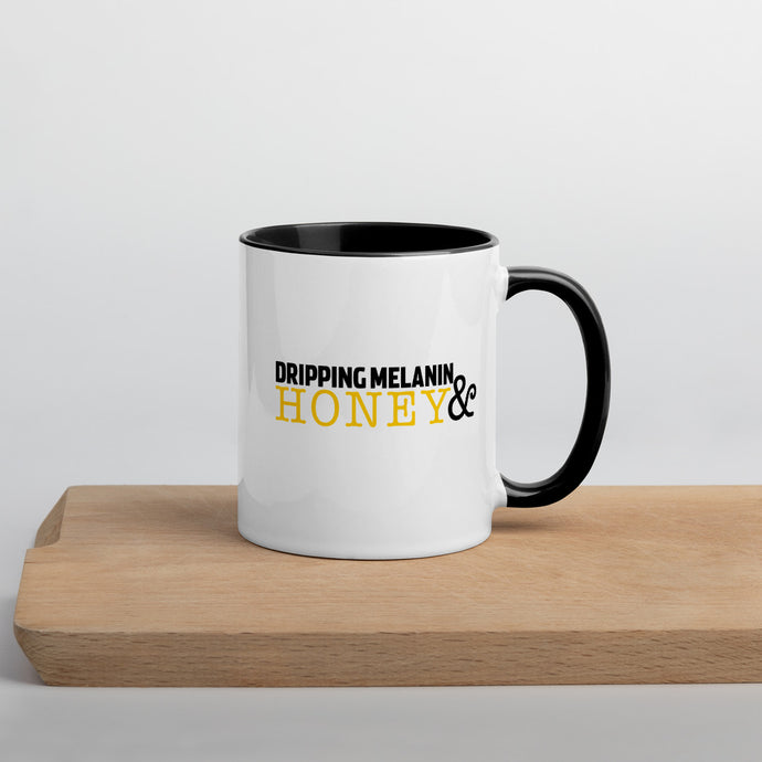 Dripping Melanin Mug