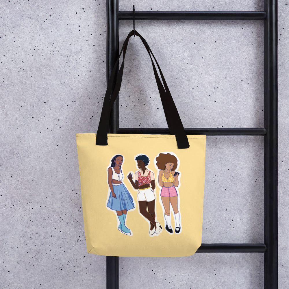 Three Sistahs Tote