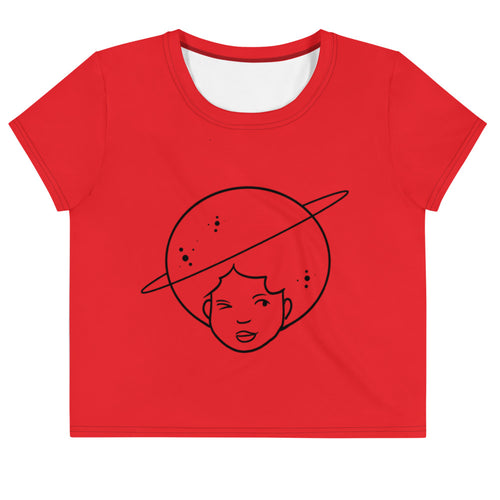 Planet Fro (Red Crop)