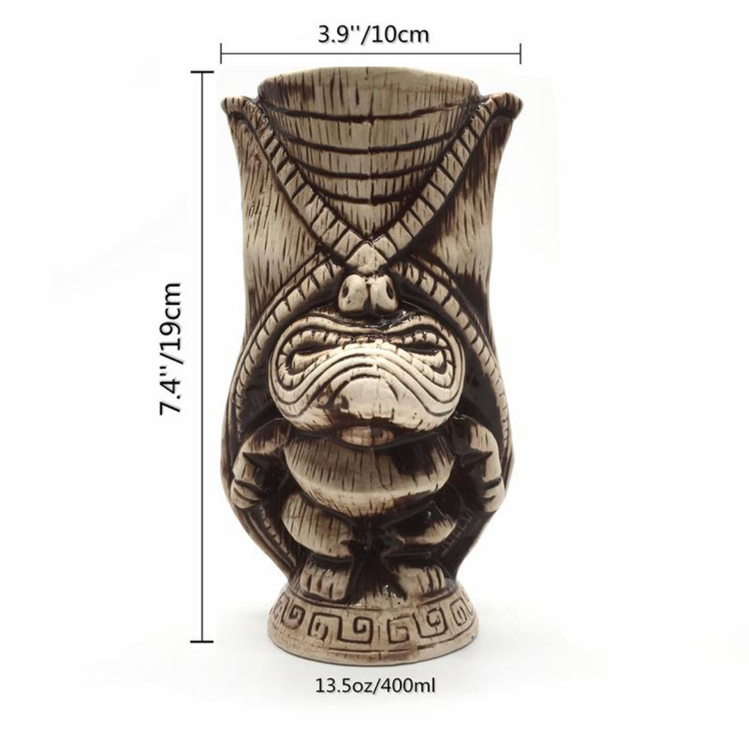 400ml Tiki Mugs