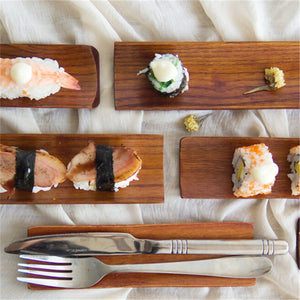 Creative Wooden Serving Tray