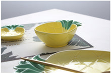 Load image into Gallery viewer, 1Pcs Tropical Style Pineapple Ceramic