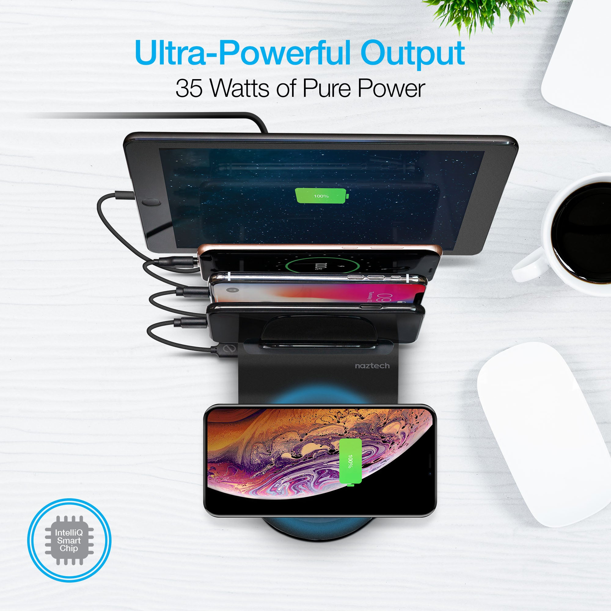 Wireless Power Hub 5