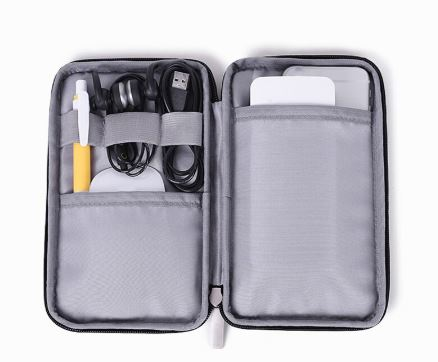 Mini Electronic Organizer Bag