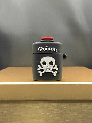 Poison bottle Airpod Case