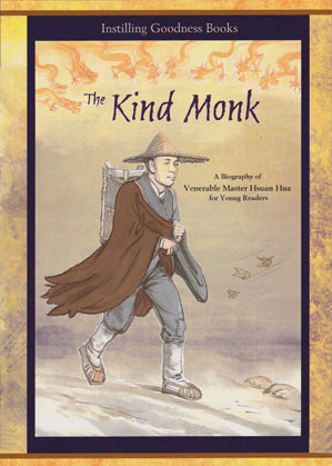 The Kind Monk