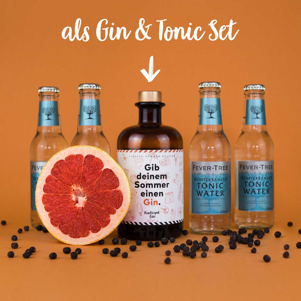 Gin & Tonic Set - Limited Edition - Summer Special
