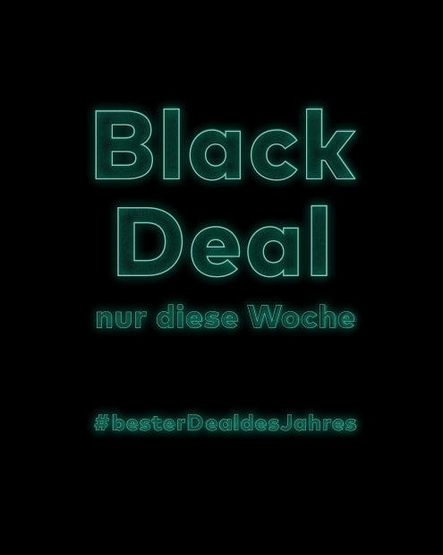 BLACK DEAL - DOPPELPACK