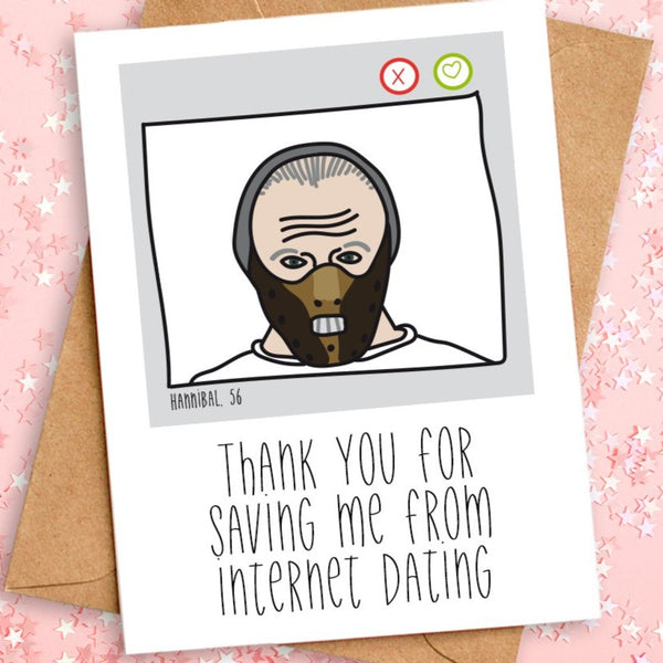 internet dating card