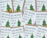 other funny christmas cards in the range