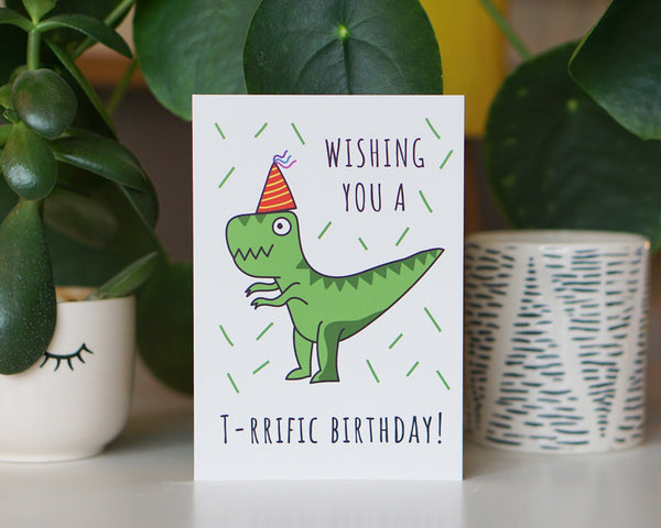birthday card for child