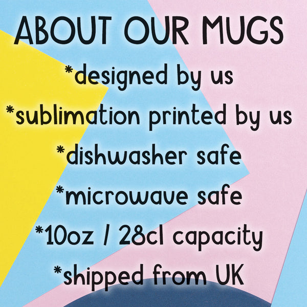 about our bibliophile mugs
