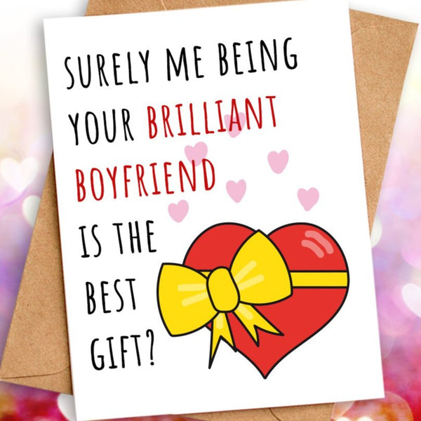 valentines card for girlfriend