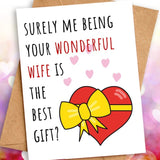valentines card for husband