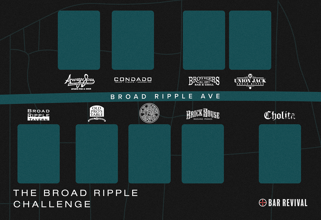 The Broad Ripple Challenge