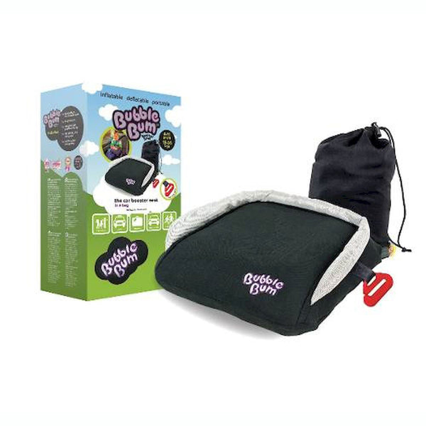 Alzador Inflable Bubble Bum Negro