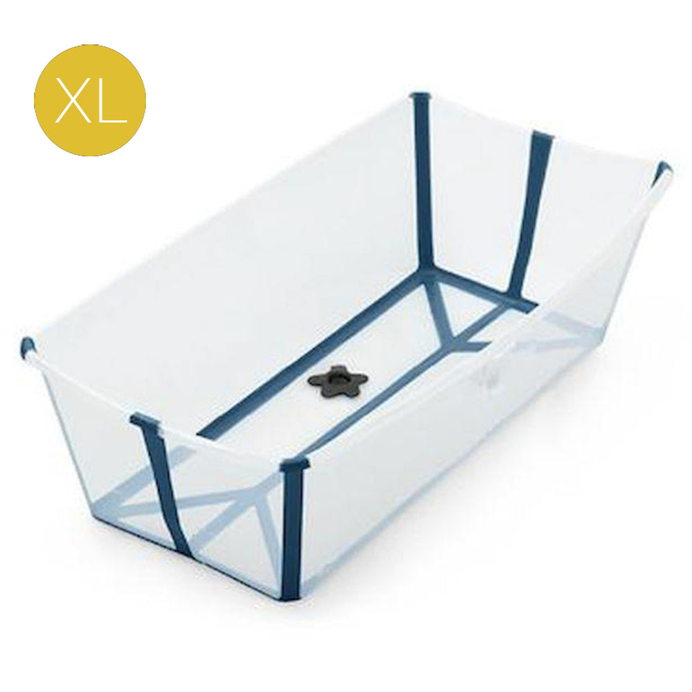 Tina Plegable Stokke XL Transparent Blue
